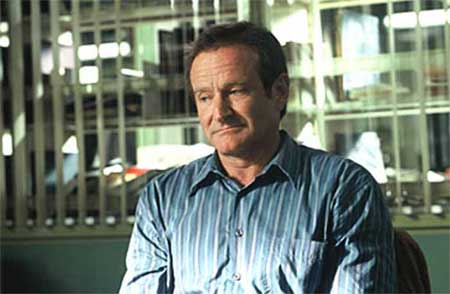 Robin Williams Insomnia