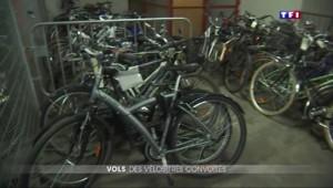 500 000 vols de vélos tous les ans