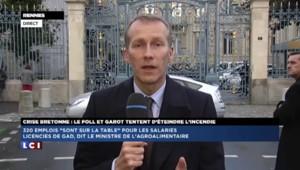 Crise bretonne : sur LCI, Garot annonce que 320 salariés de Gad sont en voie de reclassement