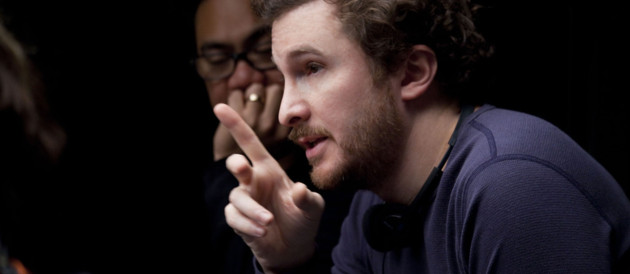 Darren Aronofsky sur le tournage de Black Swan