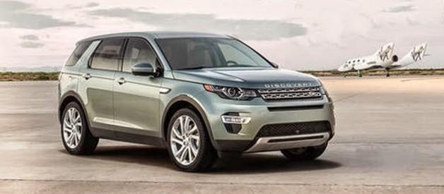 Image officielle du Land Rover Discovery Sport révélé le 3 septembre 2014