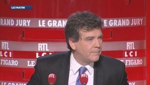 Arnaud Montebourg sur LCI.