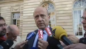 Juppé sur l'UMP : « Ce qui pourri la situation c'est que tout le monde est obsédé par 2017 »