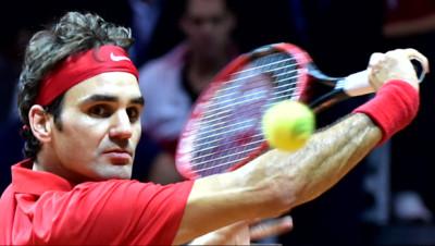 Le 20 heures du 23 novembre 2014 : Roger Federer, l�nde du tennis mondial - 217.578