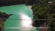 Le lac de Monteynard, comme un air d'Himalaya
