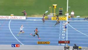 Mondiaux d'Athlétisme : Lemaitre en finale du 200 m