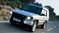 LAND ROVER Discovery Td5 Seven SE A - 2002