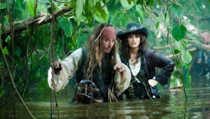 Pirates des Caraïbes : La Fontaine de Jouvence Rob Marshall Penelope Cruz Johnny Depp Jack Sparrow