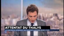 Attentat du Thalys : les ministres de l'Intérieur et des transports européens à Paris ce samedi