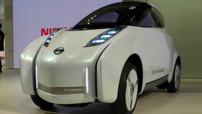 Nissan Land Glider Concept : ça plane pour lui
