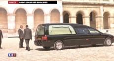 Obsèques de Charles Pasqua : éloge funèbre prononcé par Henri Guaino et Gérard Larcher