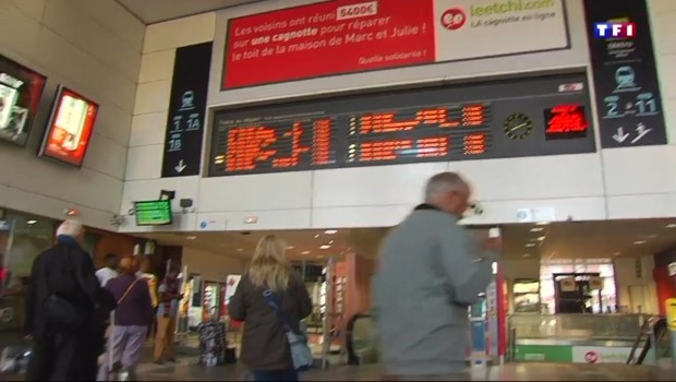 Grève SNCF : à Toulouse, le car remplace le train et les usagers s'organisent