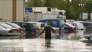 Le 20 heures du 10 mai 2013 : Inondations dans l%u2019Aube : les professionnels font les comptes - 652.7585346679689