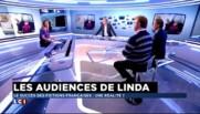 Les audiences de Linda : Le succès des fictions françaises !