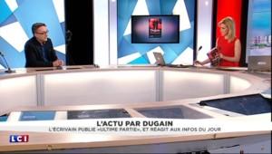 Pour l'écrivain Marc Dugain, les institutions et les hommes politiques sont dépassés