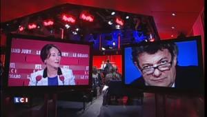 """Ségolène Royal au Grand Jury : jean-louis Borloo, un """"passionné de politique"""""""
