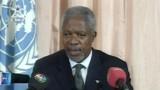 Liban : Annan voit la fin du blocus