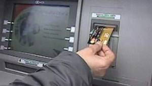 CB Carte bancaire guichet retrait d'argent