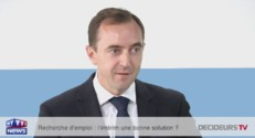 Christophe Catoir, DGO du pôle executive, groupe Adecco
