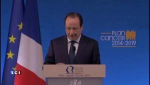 """Hollande : """"Un fond dédié à la recherche sur le cancer"""" grâce à la hausse des tarifs du tabac"""