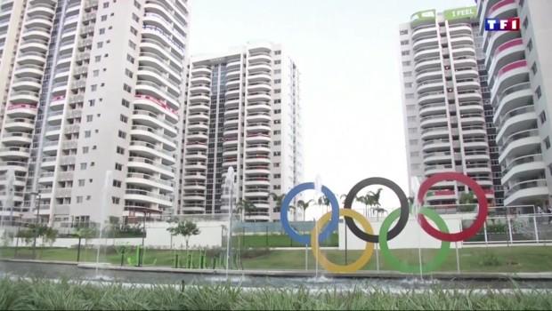 JO 2016 : à peine inauguré, le village olympique inquiète