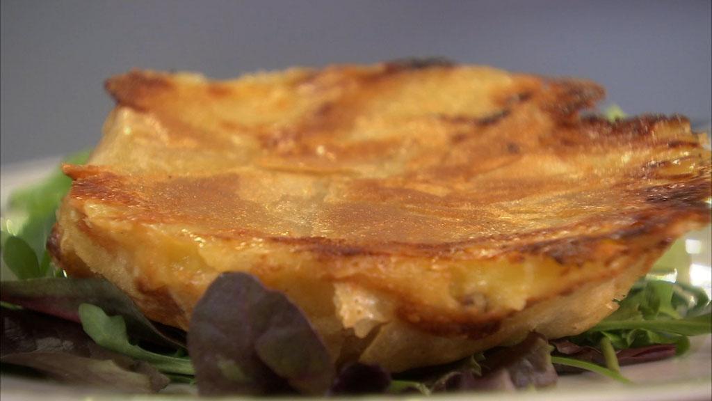 La tartiflette revisit e petits plats en equilibre mytf1 - Recette cuisine tf1 petit plat en equilibre ...