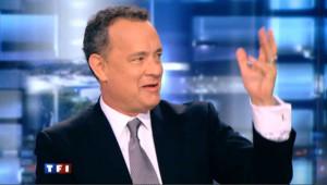 """Tom Hanks au 20h : """"merci et voilà !"""""""