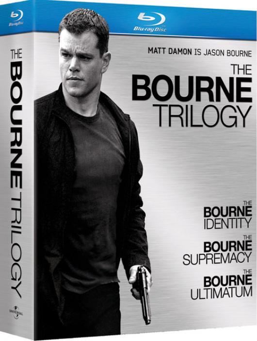 Un Film, Une Histoire   La Trilogie Jason Bourne