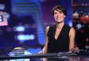 Alessandra Sublet sur le plateau d'Action ou Vérité sur TF1.
