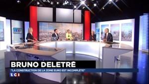 """Crise grecque : """"Quoi qu'il se passe, il est important de solidifier la zone euro"""""""