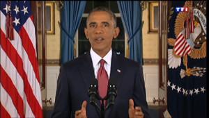 Le 13 heures du 11 septembre 2014 : Obama veut intensifier la lutte contre l'Etat islamique - 586.075