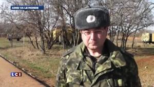 Le ministre russe des Affaires étrangères refuse de rencontrer son homologue ukrainien