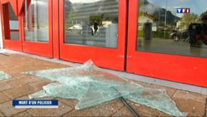 Policier tué à Chambéry : ses collègues sous le choc