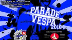 Vespa parade 2010