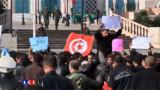 """Tunisie: le parti de Ben Ali """"suspendu"""""""