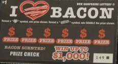 bacon tickets états-unis loterie