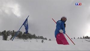 Le 20 heures du 29 janvier 2014 : A 15 ans, cette jeune skieuse fran�se va disputer les JO de Sotchi - 1787.476404296875