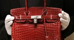 Le sac Birkin-Croco de la marque Hermès
