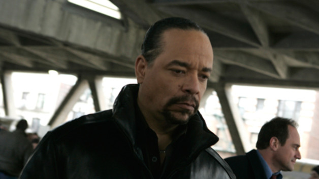 Odafin Tutuola (Ice-T) dans New York Unit Spciale