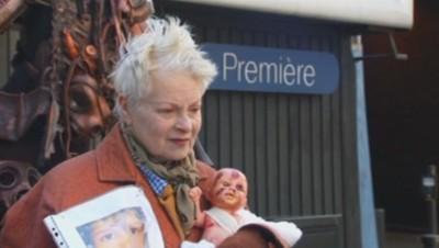 Vivianne Westwood à Londres