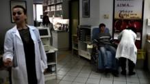 Archives : dans un hôpital en Grèce (janvier 2015)