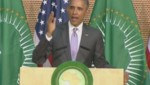 Barack Obama a dénoncé les dirigeants africains qui s'accrochent au pouvoir.