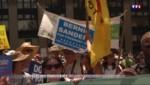 Convention de Philadelphie : l'unité autour d'Hillary Clinton menacée