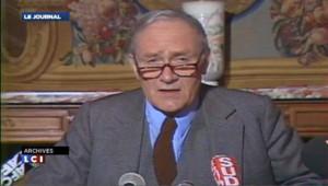 Décès de l'ancien sénateur Maurice Ulrich