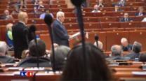 L'Unesco se prononcera lundi à Paris par un vote sur la demande d'adhésion à part entière formulée par l'Autorité palestinienne. Un vote positif serait une nouvelle avancée vers la reconnaissance en tant qu'Etat que revendique la Palestine.