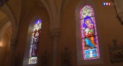 Le 13 heures du 14 avril 2014 : Objets de culte (1/5) : le m�er de verrier vitrailliste - 2550.9440000000004