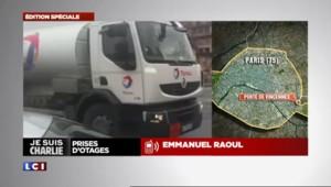 Prise d'otages porte de Vincennes : les collégiens apeurés par le bruit des hélicoptères et des ambulances