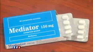 Scandale autour du médicament Mediator