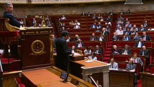 Assemblée nationale le 12 juillet 2011.