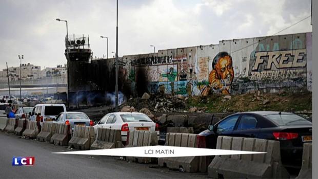 Cisjordanie : une application pour passer plus vite aux checkpoints